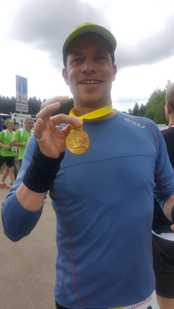 Ultramarathon News Podcasts: Spendenprojekt-News: +++ Finisher Ultramarathon